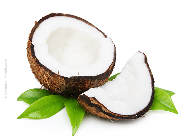 Kokos-Körperpeeling